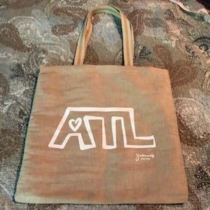 ATL shopper tote